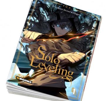 Solo leveling Abonnement manga Solo Leveling T01
