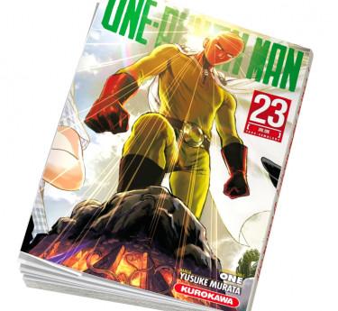 One-Punch Man Abonnement manga One-Punch Man T23