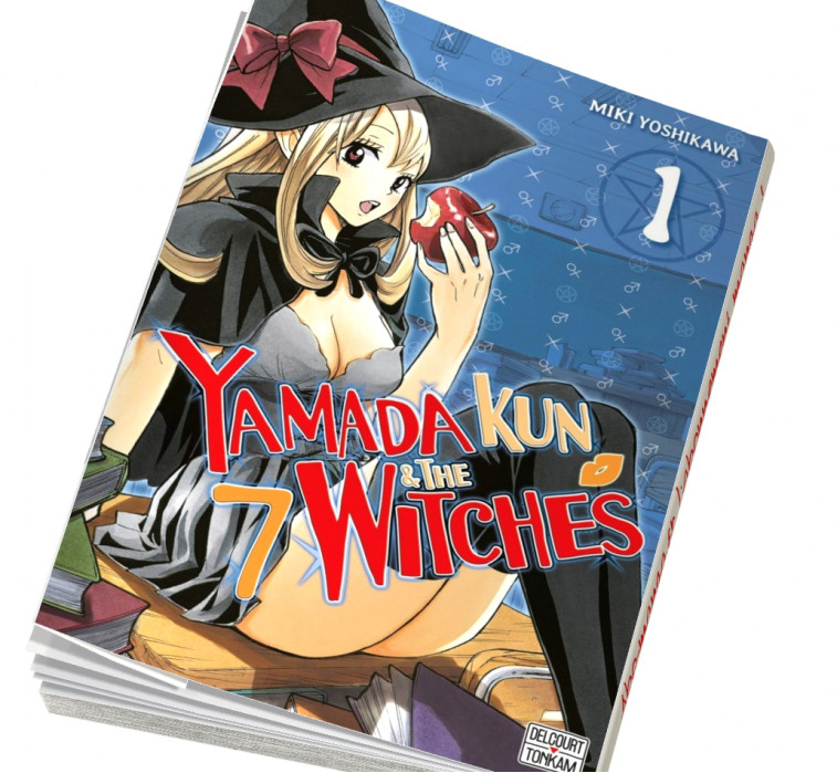 Abonnement Yamada kun and The 7 witches tome 1