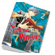 Yamada kun and The 7 witches tome 2