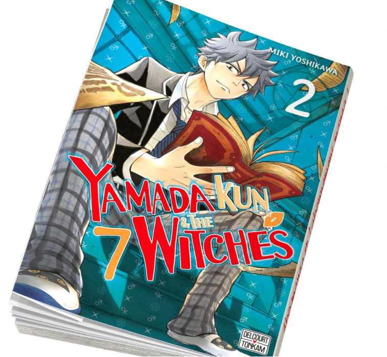 Abonnement Yamada kun and The 7 witches tome 2