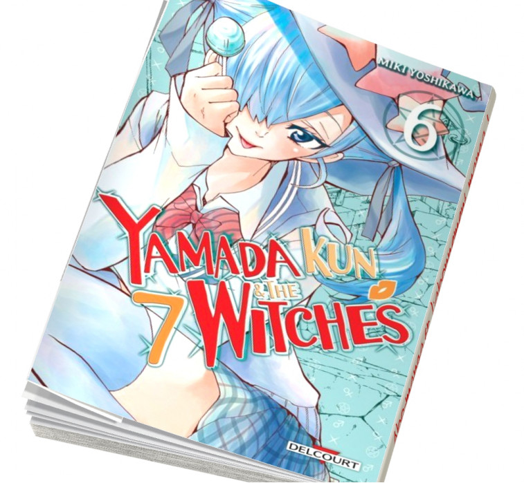 Abonnement Yamada kun and The 7 witches tome 6