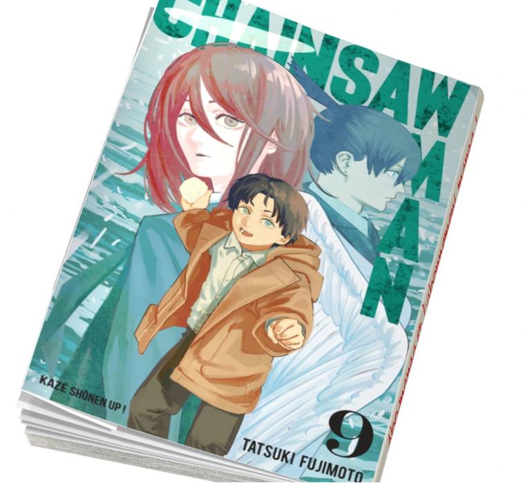 Abonnement manga Chainsaw Man T09