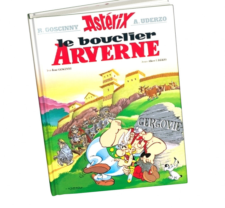 Abonnement Astérix tome 11