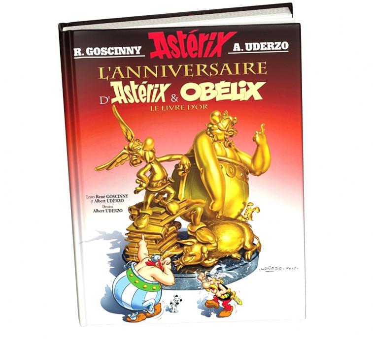 Abonnement Astérix tome 34
