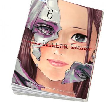 The killer inside Abonnement manga The Killer Inside T06