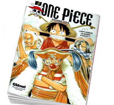 One Piece Abonnement manga One piece T02