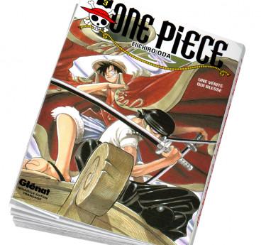 One Piece Abonnement manga One piece T03