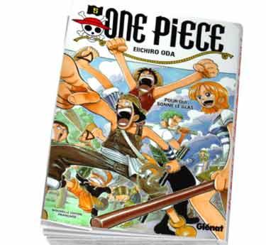 One Piece One piece tome 5 abonnez-vous au manga !