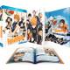 Haikyu Blu-ray - Saison 1 intégrale + livret. Edition Saphir