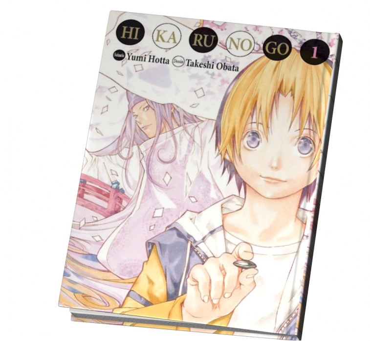 Abonnement manga Hikaru no go T01