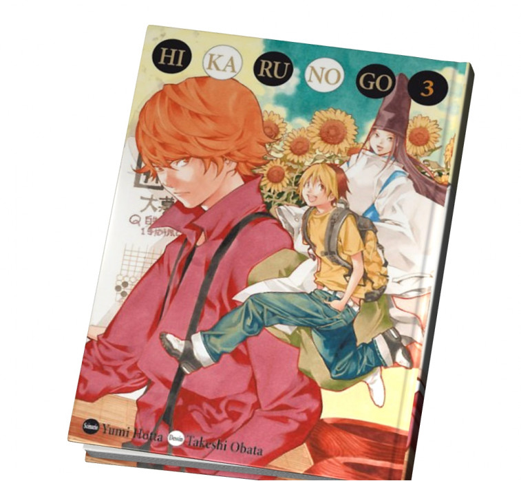 Abonnement manga Hikaru no go T03