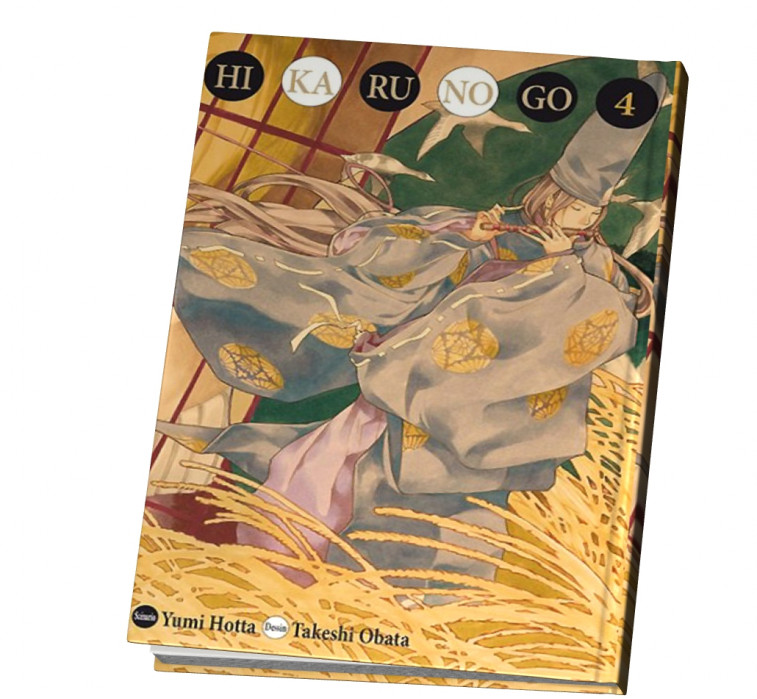 Abonnement manga Hikaru no go T04