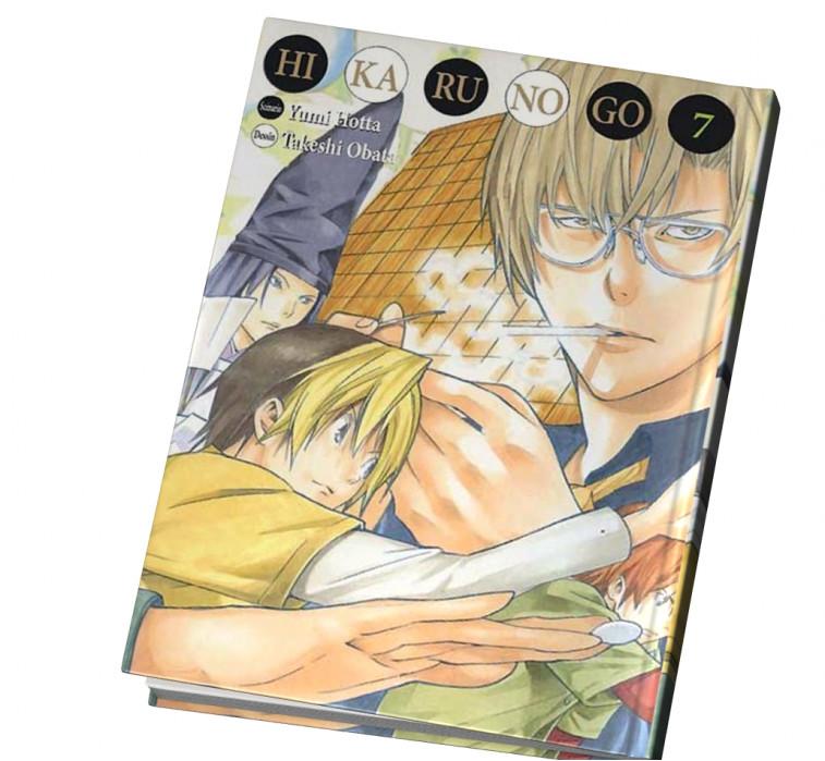 Abonnement manga Hikaru no go T07