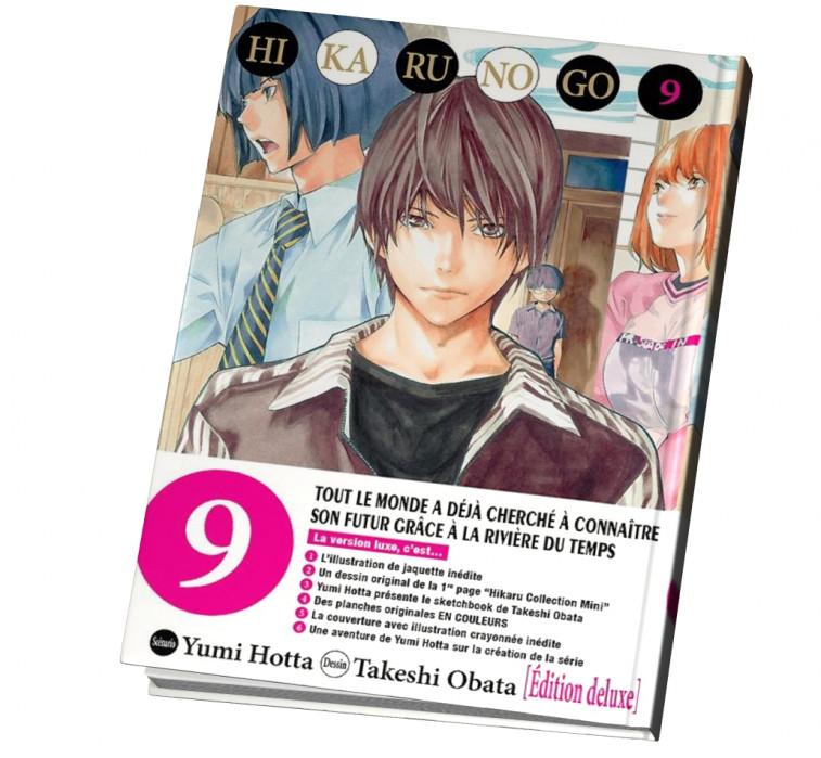 Abonnement manga Hikaru no go T09