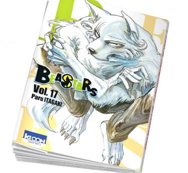 BEASTARS Abonnement manga BEASTARS T17