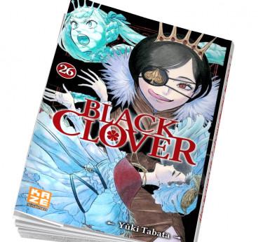 Black Clover Abonnement manga Black Clover T26