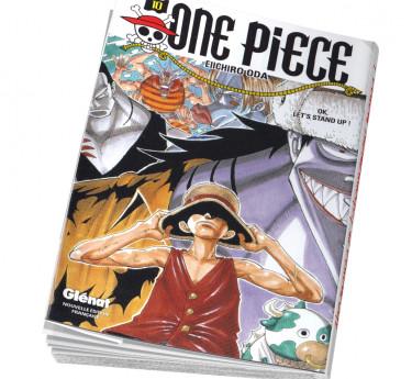 One Piece Abonnement manga One piece 10