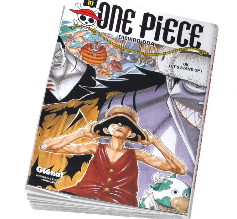 Abonnement manga One piece 10