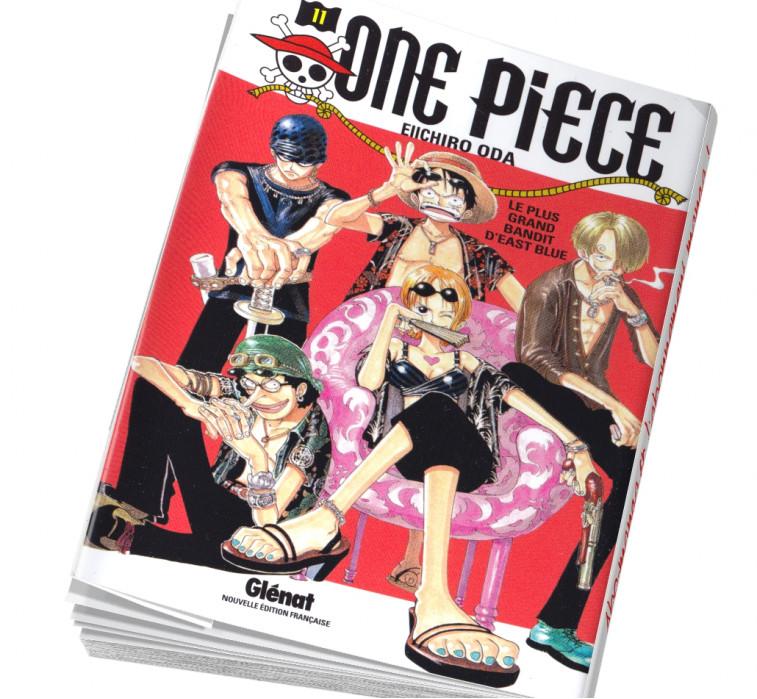 Abonnement manga One piece 11