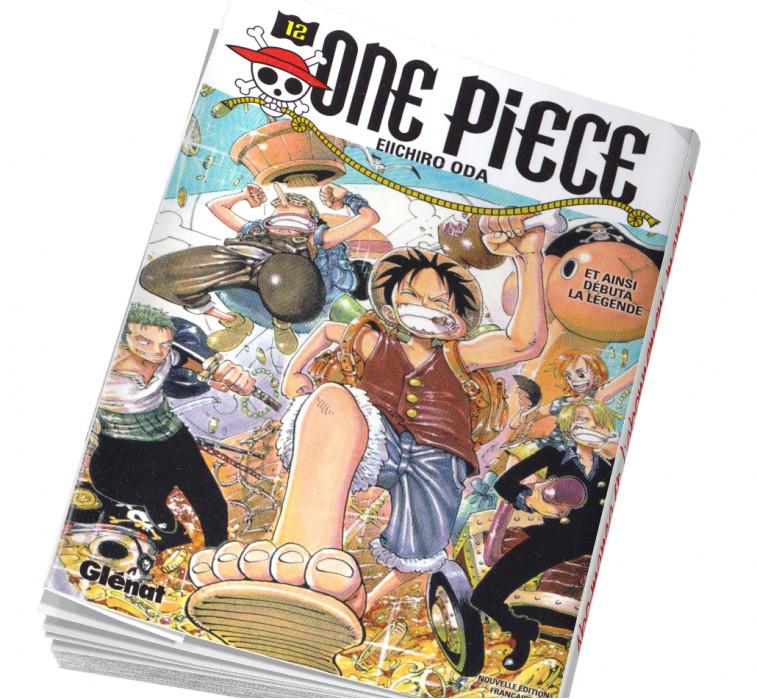 Abonnement manga One piece 12