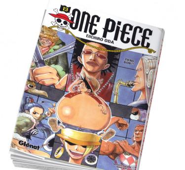 One Piece Abonnement manga One piece 13