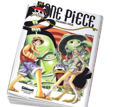 One Piece Abonnement manga One piece 14