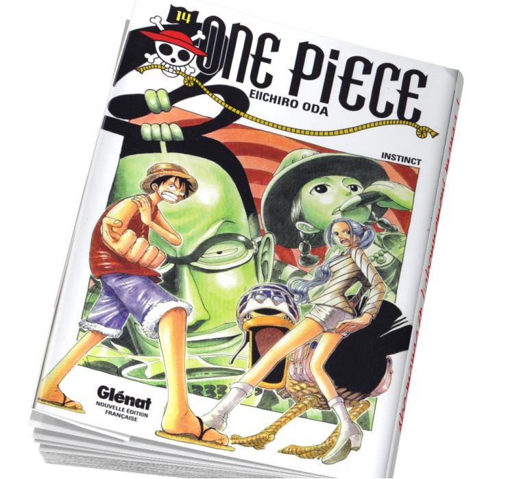 Abonnement manga One piece 14