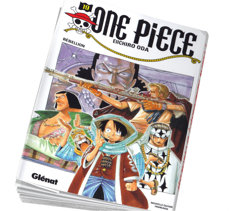 Abonnement manga One piece 19