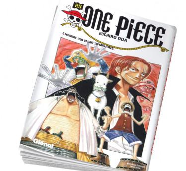 One Piece Abonnement manga One Piece 25