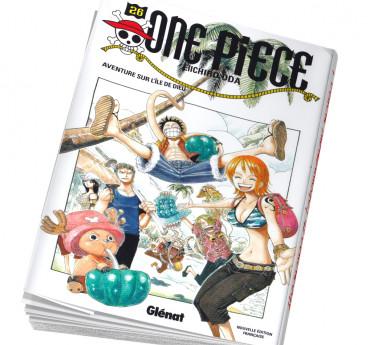One Piece Abonnement manga One Piece 26