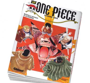 One Piece manga One piece 20