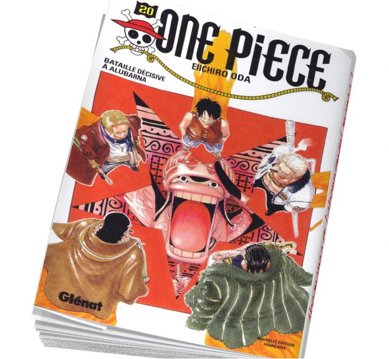 manga One piece 20