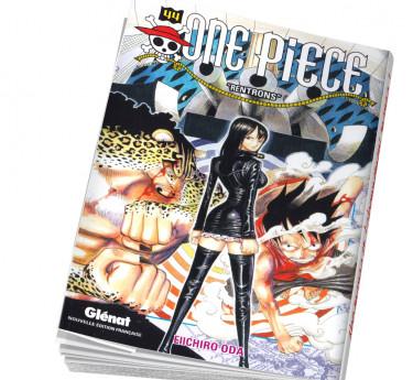 One Piece Manga One piece 44