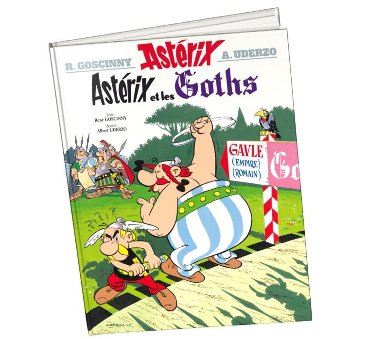 Astérix et les Goths tome 3