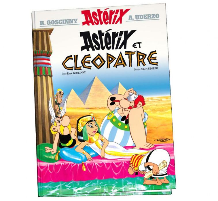 Asterix tome 6 - Asterix et cléopatre