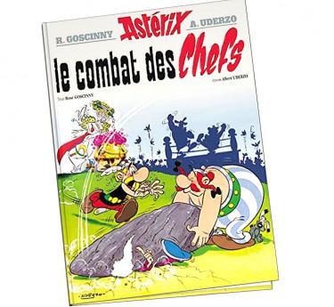 Astérix sterix tome 7 Le combat des chefs