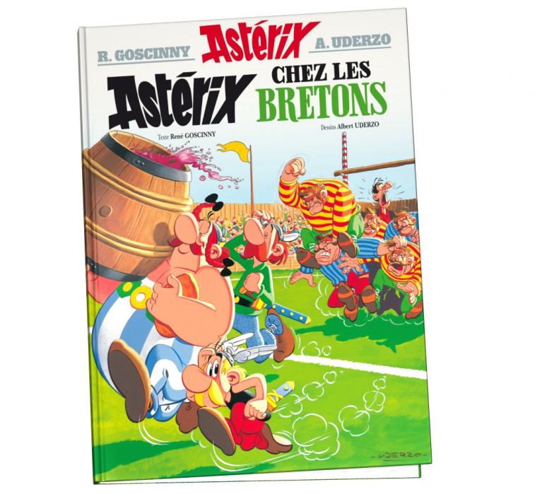 Astérix chez les bretons tome 8