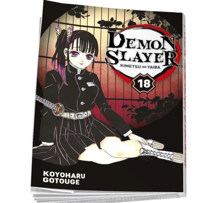 Demon Slayer tome 18