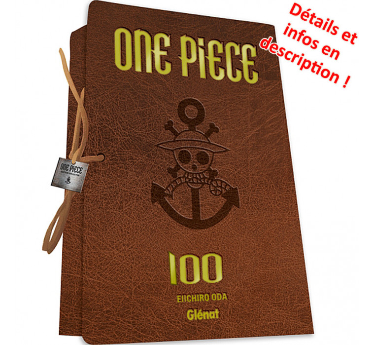One Piece collector T100