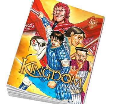 Kingdom Abonnement manga Kingdom Tome 55