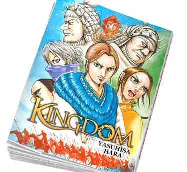 Kingdom Abonnement manga Kingdom Tome 56