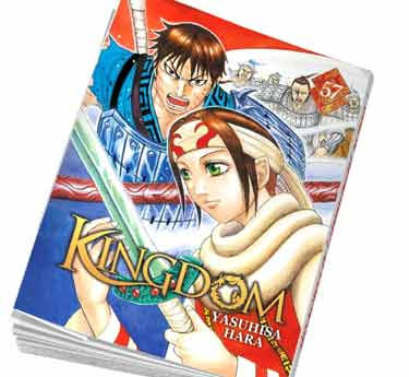 Kingdom Abonnement manga Kingdom Tome 57