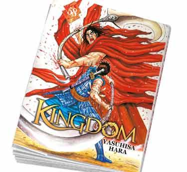 Kingdom Abonnement manga Kingdom Tome 58