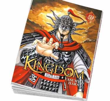 Kingdom Abonnement manga Kingdom tome 59