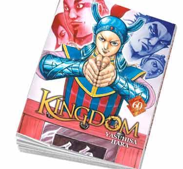 Kingdom Abonnement manga Kingdom Tome 60