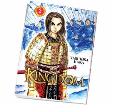 Kingdom Abonnement manga Kingdom tome 2
