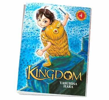 Kingdom Abonnement manga Kingdom tome 4