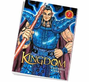 Kingdom Abonnement manga Kingdom tome 7