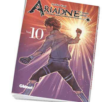 Ariadne, l'empire céleste Ariadne, l'empire céleste Tome 10